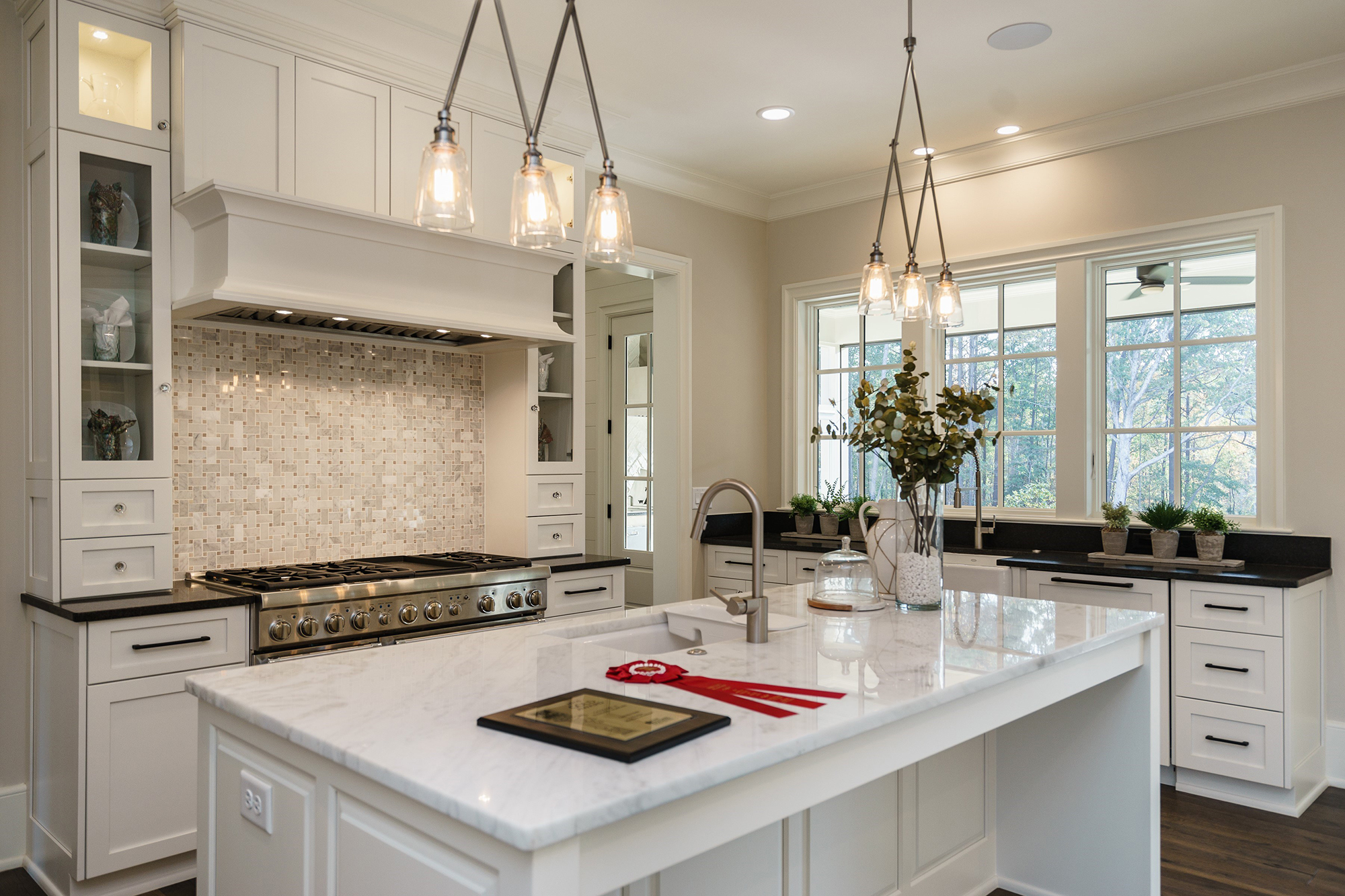 Our gallery of homes bella vista luxury development north raleigh nc Kitchen design center raleigh nc